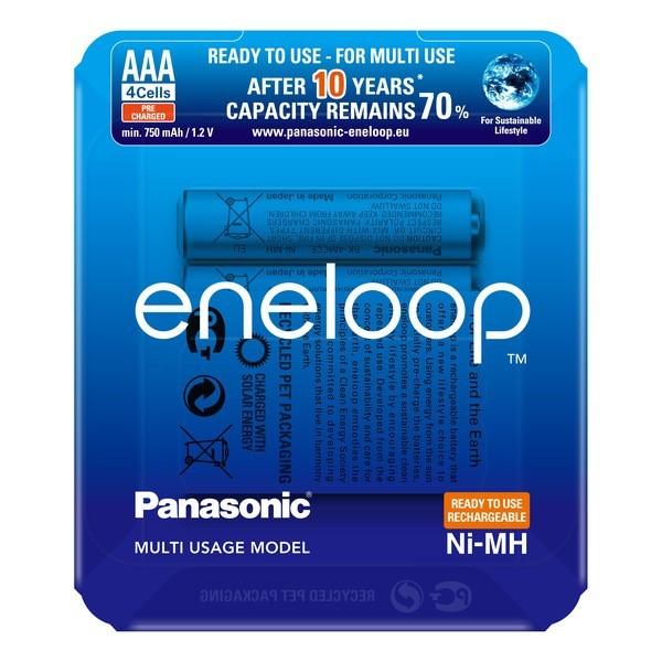 Panasonic eneloop Akku Set f. T-Com  Sinus 900
